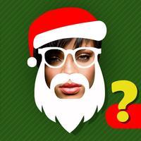 Christmas Factor Celebrity Santa Guess Who Pics Trivia Quiz - The Free App