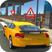 Traffic Car School 3D