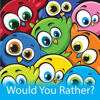 Would You Rather? Social Skills Practice for Kids