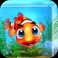 لعبة حوض الاسماك