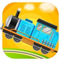 Train Builder - Games for kids