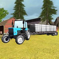Tractor 3D: Water Transport