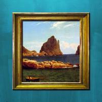 Albert Bierstadt's Art