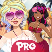 Amazing Princess Pool Party : Girls Crazy Party Night