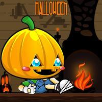 Jack Run Halloween Hunted Land