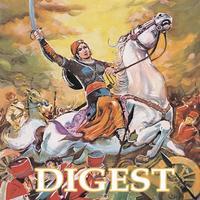 Brave Women Of India Digest-Amar Chitra Katha