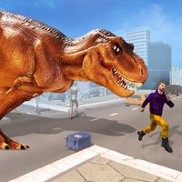 Dinosaur City Destruction