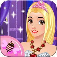 Princess Stylist Girls Dress Up and Makeup Salon