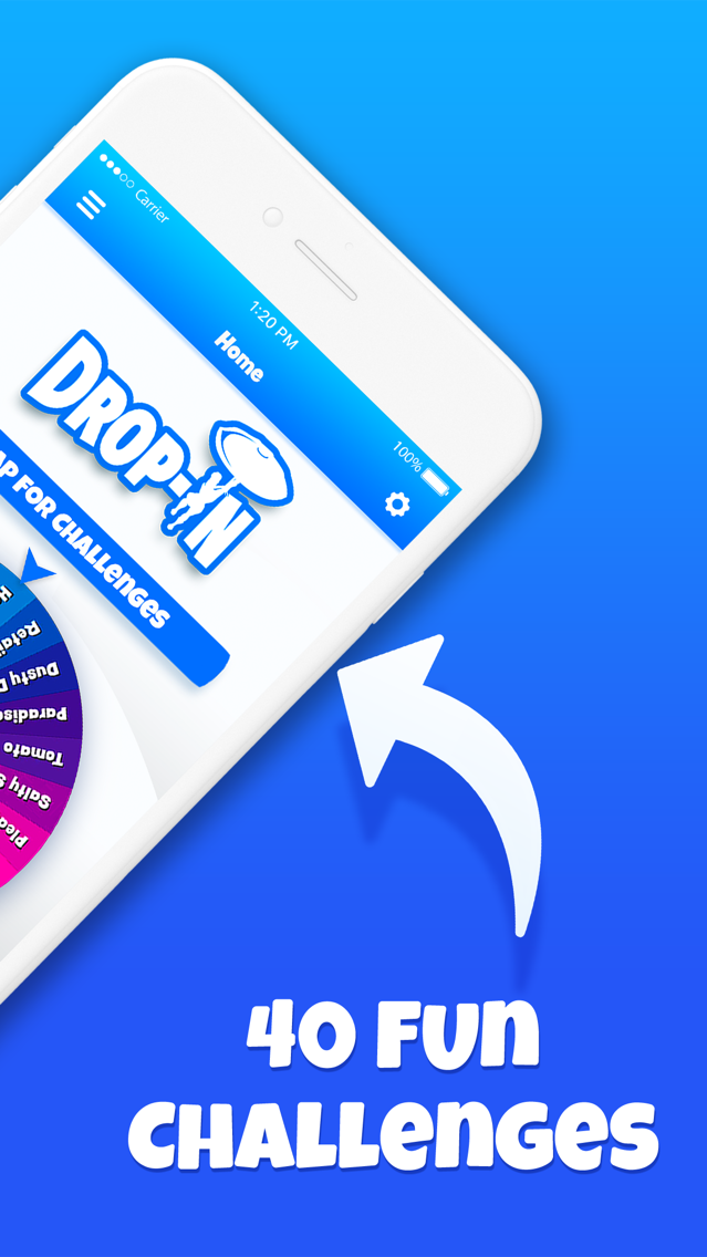 Wheel for Fortnite - Drop In App for iPhone - Free Download