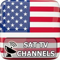 USA TV Channels Sat Info