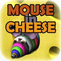 Mouse in Cheese - 3D game for cats
