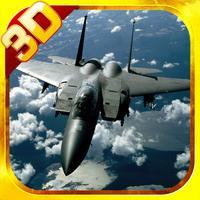 Super Thunder Fighter-Free Combat Flight Simulator
