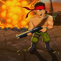 炮火英雄 - 横版射击,闯关,街机游戏