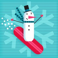 Frosty the Snowboarder