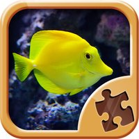 Cool Fish Jigsaw Puzzles - Fun Logical Games