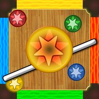 Draw Hockey Free HD - Play 1, 2 and 4 Player In The Best Wooden Tabletop Air Hockey Game