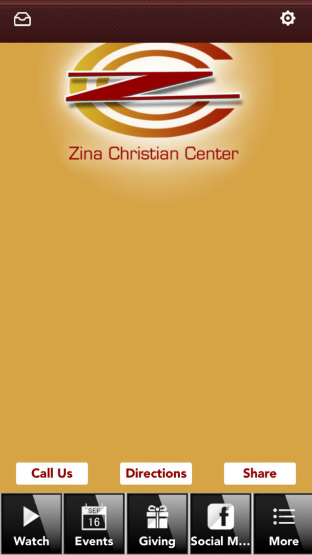 Zina Christian Center App for iPhone - Free Download Zina
