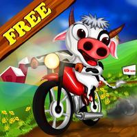 Farm Animal Champion Motocross Rally : The Gold Cup Winner - Free