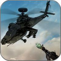 Heli Air Attack : Anti Aircraft Action