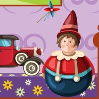 Babys and Kids Game: Play with Dolls in the Nursery