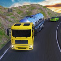 Uphill Oil Tanker Driver Sim