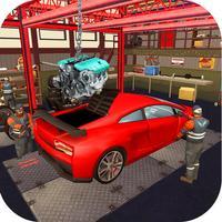 Car Factory 3D - Garage World