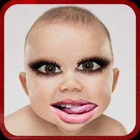 Funny Face Maker - Create Funny Images & Enjoy sharing with your friends !!