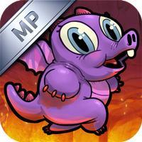 Run Dragon Baby - Multiplayer Jump Lava for Magic Gems Edition