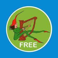 Free Fairy Tarot Cards,  by Jaya Moran