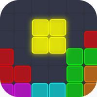 Neon Block Puzzle : Fill Board