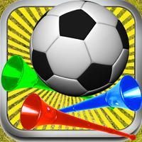 Football and Vuvuzela