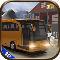 Real Bus Traffic City 3D