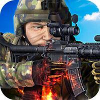 Blackout Sniper Shooter: Real Army Shooting War