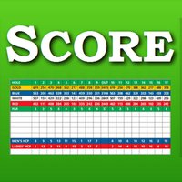 Golf Score Sheet