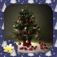 Creative Christmas jigsaw