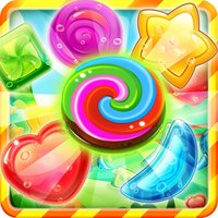 Sweet Mania: Game Match 3 Candy