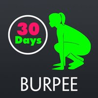 30 Day Burpee Fitness Challenges ~ Daily Workout