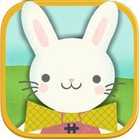 Easter Bunny Games for Kids: Egg Hunt Puzzles Gold