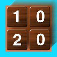 1020 - add to multiple of ten. merge number puzzel