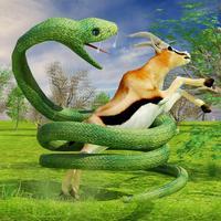 Anaconda Snake – Hunt & Attack