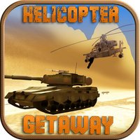 Enemy Cobra Helicopter Getaway - Dodge reckless Apache attack at frontline