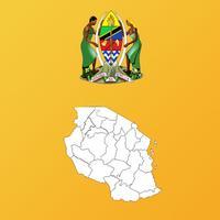 Tanzania Region Maps and Capitals