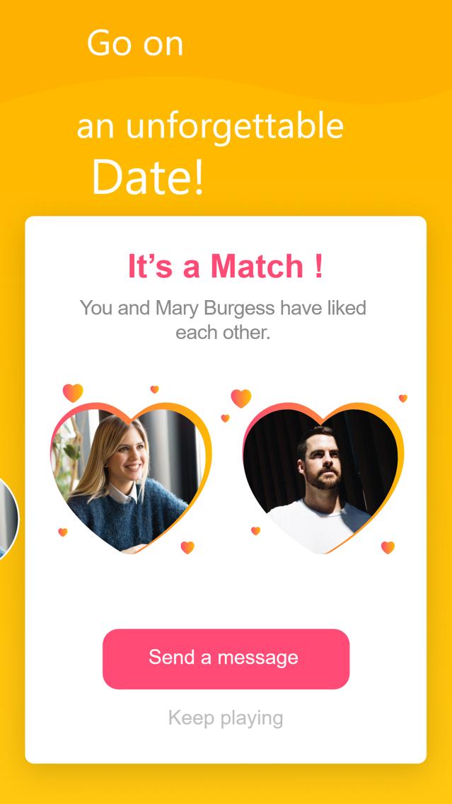 F dating app