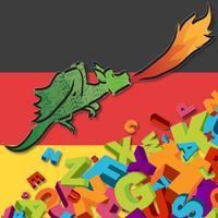 German Vocabulary Practice Word Attack