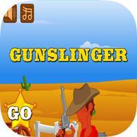Gunslinger Cowboy Shooting : 2d Funny Hd Free Game