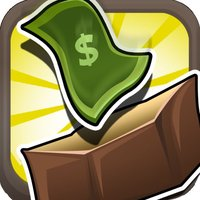 Raining Money - Cash Fall Free Game