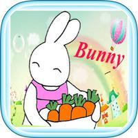 BunnyBunny-Rabit Toons Coloring Book