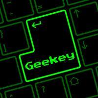 Geekey - Ultimate Keyboard for Geeks