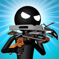 Stickman 3D Crossbow