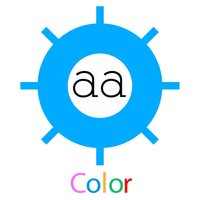 aa 2 color : Space